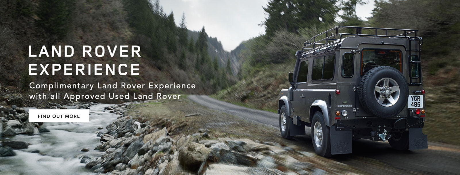 Land Rover Experience BB