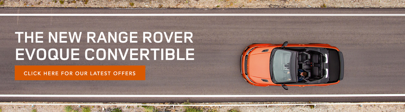 Range Rover Evoque Convertible - Offers