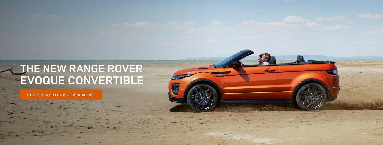 Land Rover Range Rover Evoque Convertible Offers New Land Rover