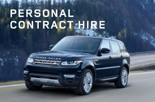 Land Rover Personal Contract Hire