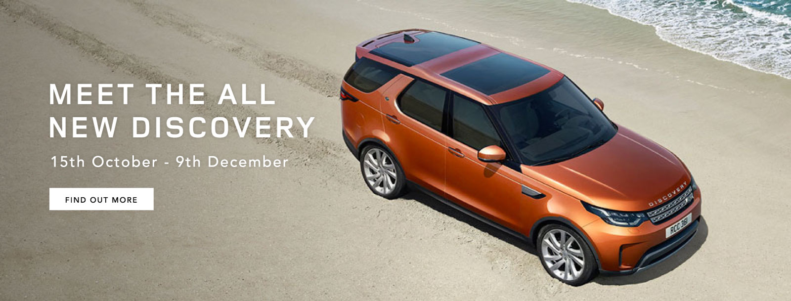 Meet the All New Discovery
