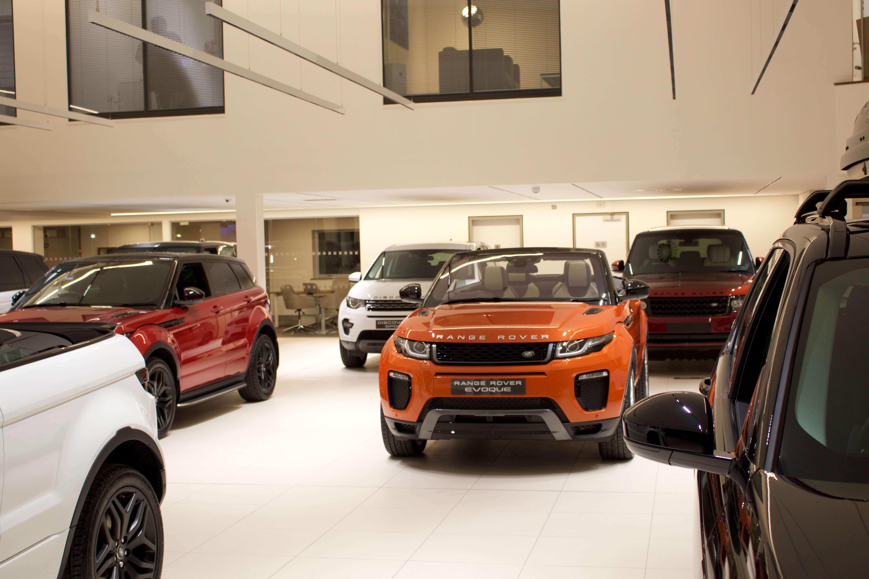 Jaguar and Land Rover Leeds