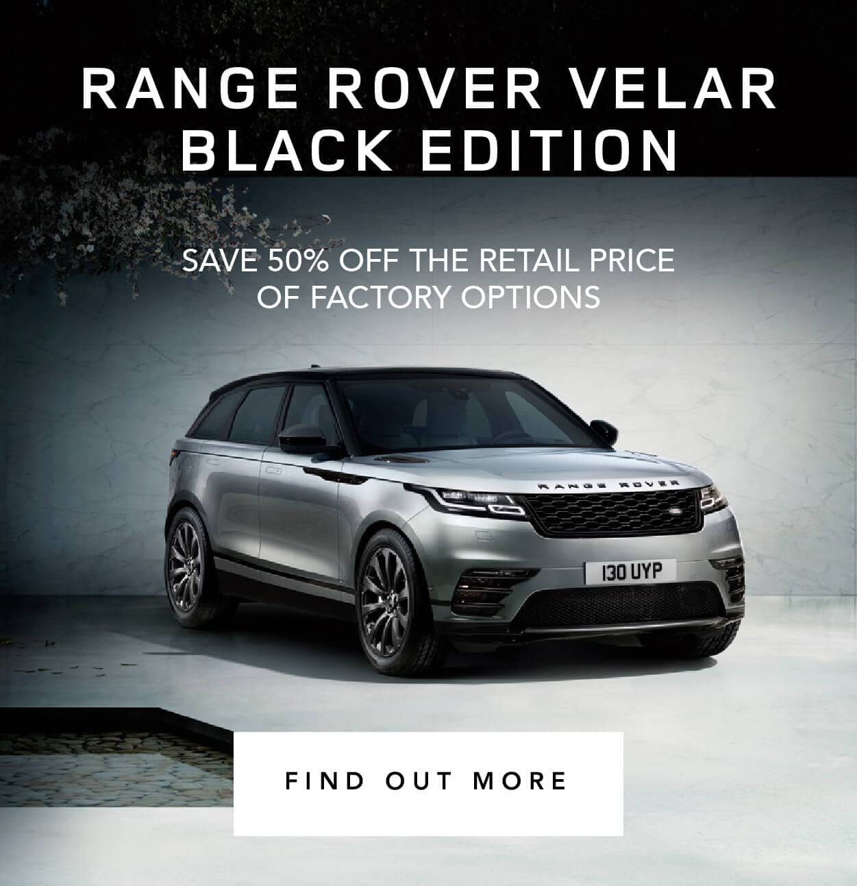 Land Rover Velar Black Edition BB