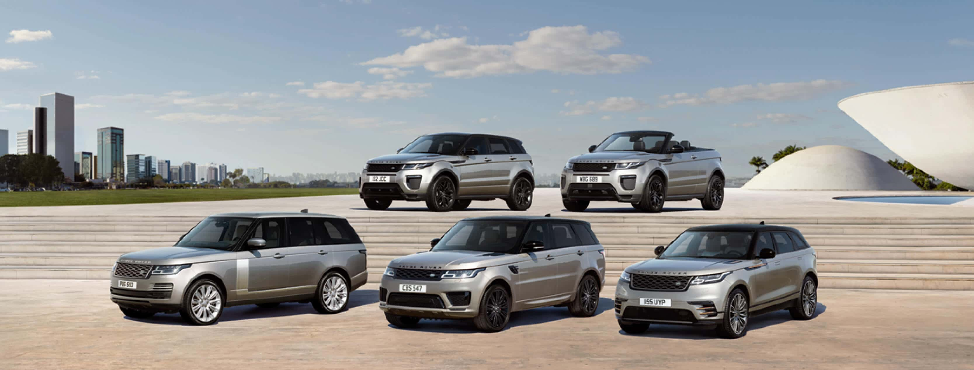 Farnell Land Rover New Car May Event | Farnell Land Rover