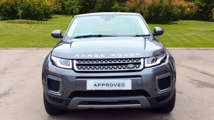 5 Used Range Rover Evoque models under �26k!
