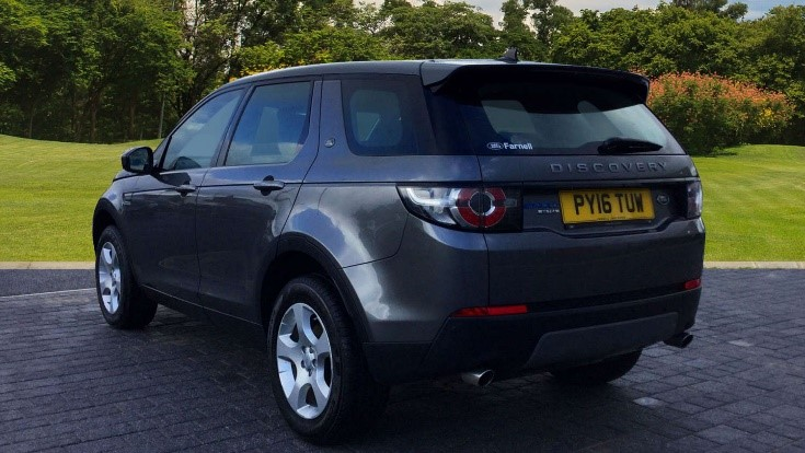 5 Used Land Rovers Under �25k!