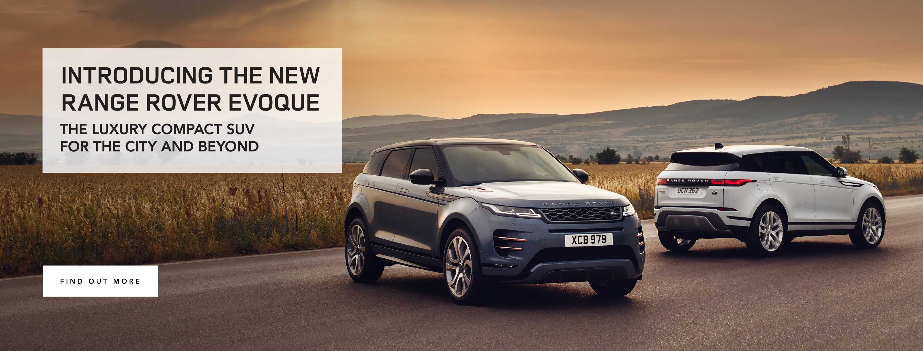 The New Land Rover Range Rover Evoque BB