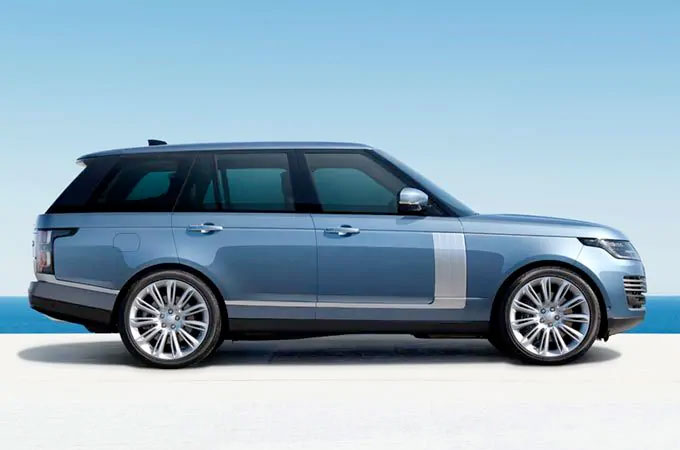 New Land Rover Range Rover