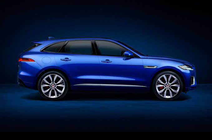 Jaguar F-Pace Personal Contract Hire