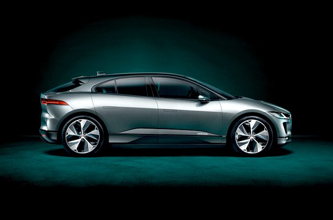 Jaguar XJ Personal Contract Hire