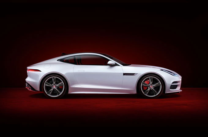 Jaguar F-Type Personal Contract Hire