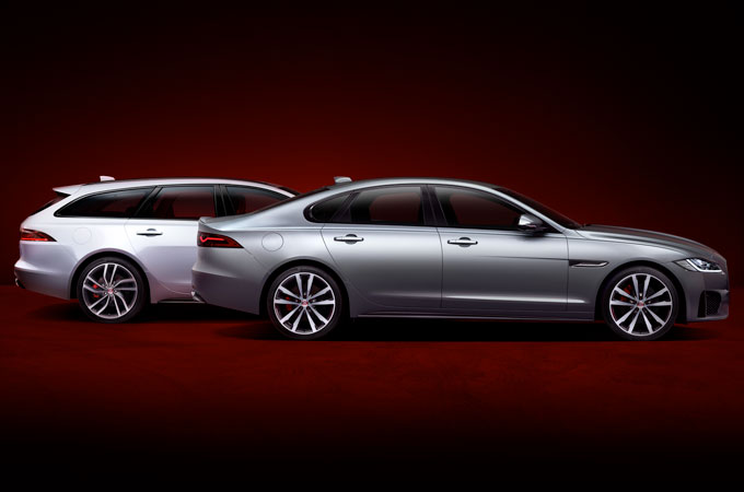 Jaguar XF Personal Contract Hire