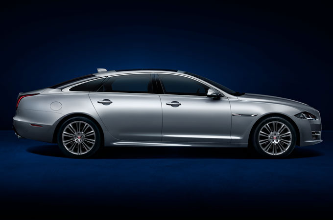 Jaguar XJ Personal Contract Hire
