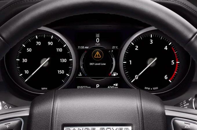 Book a Land Rover MOT