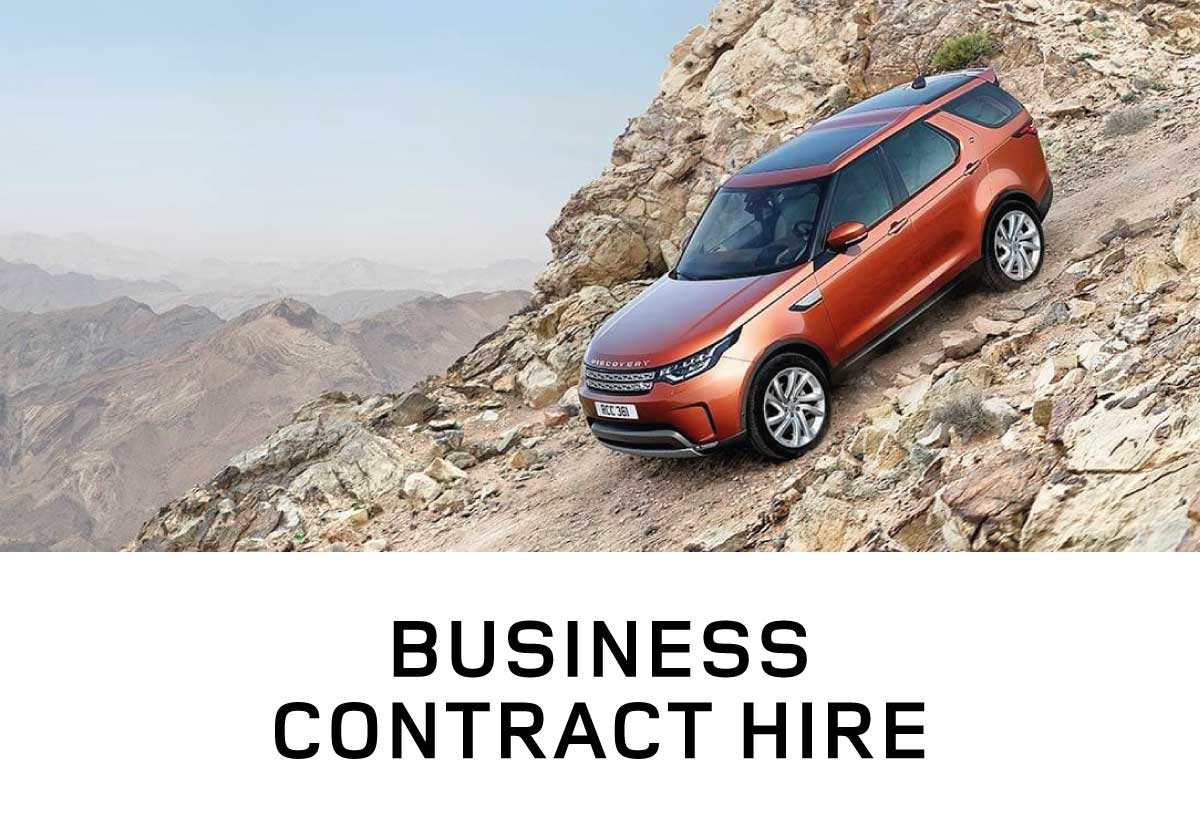 Land Rover Business Contract Hire