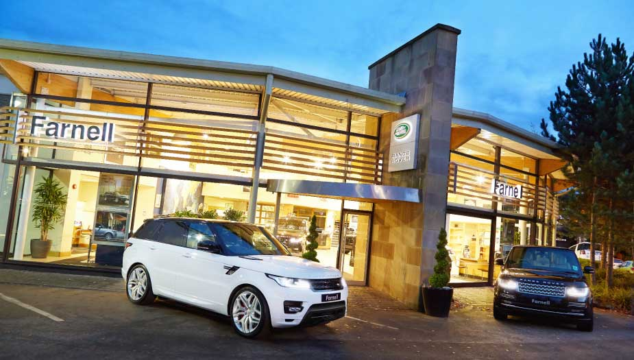 Land Rover Guiseley