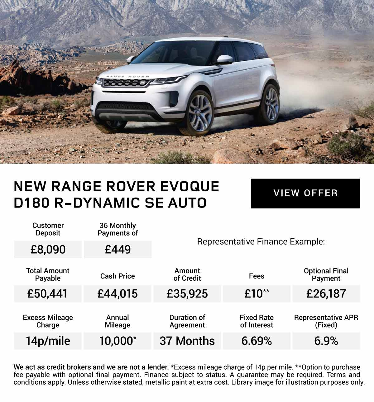 Q2-New-Car-offers-[JLR82_01042019]-Land Rover Evoque