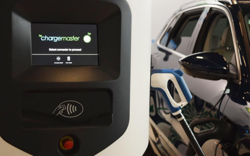 Contactless Payment To Be Made Available At EV Charging Points By 2020