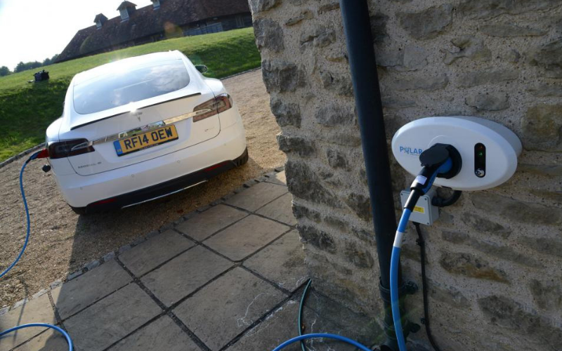 Every New Home To Have Their Own Electric Car Charge Point