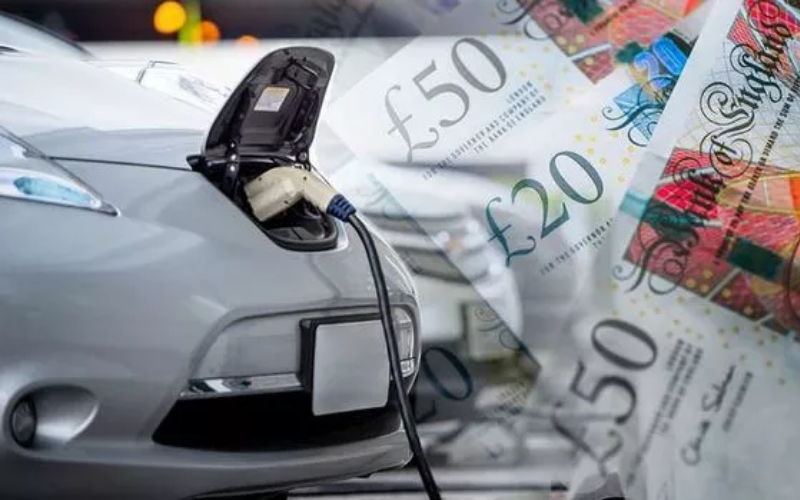 You Could Save �41,000 By Switching To An EV