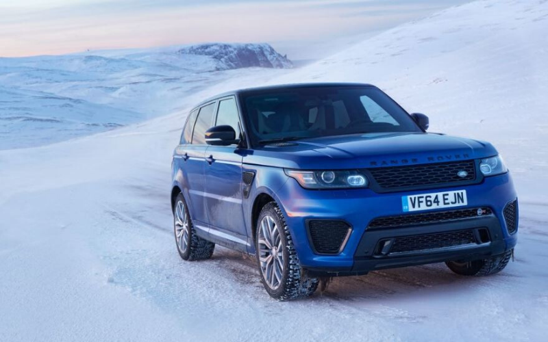 Land Rover Winter Driving Tips � Are You Ready?