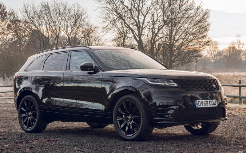 Introducing the all-new Range Rover Velar R-Dynamic Black Limited Edition
