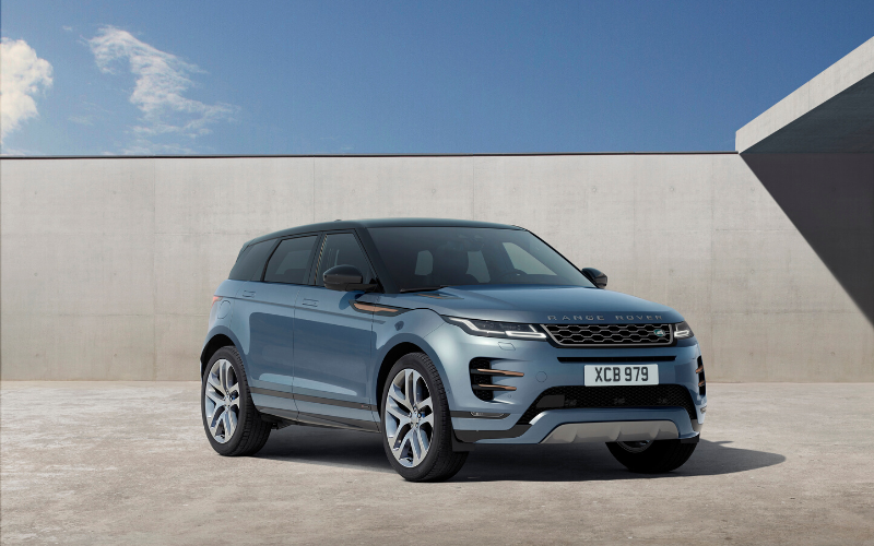 The Range Rover Evoque Is A Winner at The What Car? Car of the Year Awards 2020