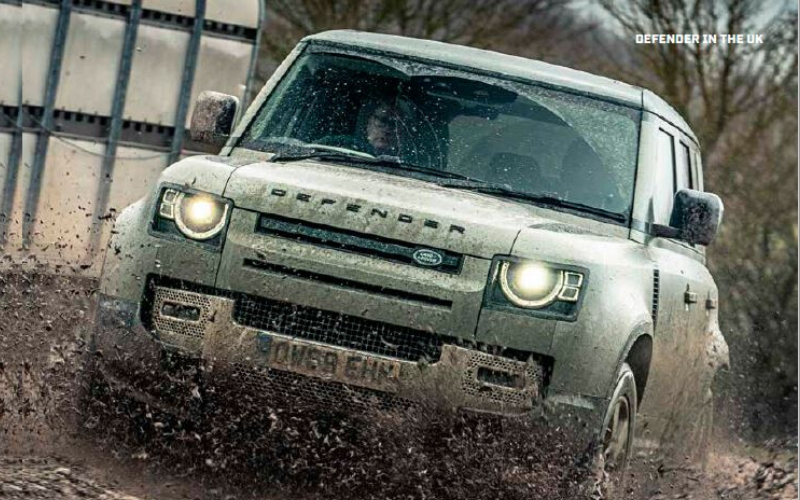 Top Gear Reviews How The 2020 Land Rover Defender Tackles The British Landscape