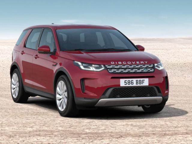 New Land Rover Discovery Sport | Farnell Land Rover