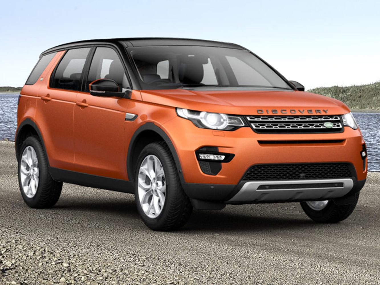 New Land Rover Discovery Sport 2 0 Ed4 Pure 5dr 2wd 5