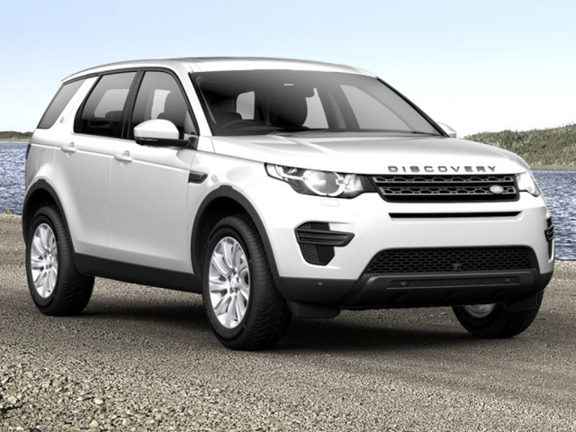 new land rover discovery sport 2 0 td4 se 5dr 5 seat. Black Bedroom Furniture Sets. Home Design Ideas