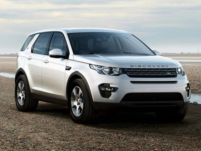 Land Rover Discovery Sport Deals New Land Rover