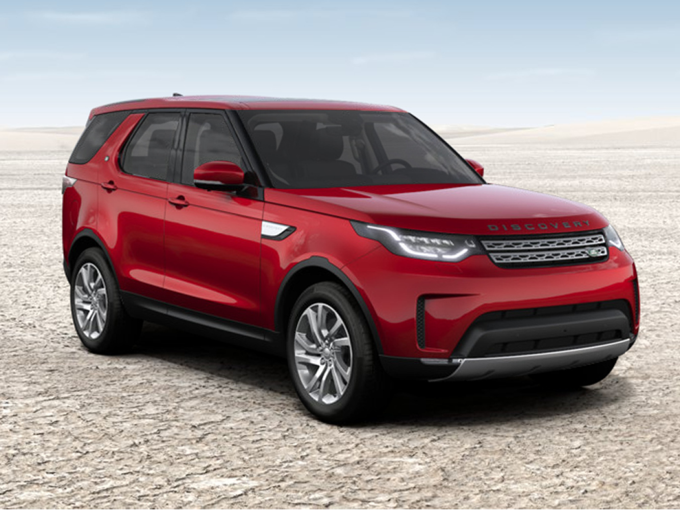 New Land Rover Discovery 2 0 Si4 Hse 5dr Auto Petrol