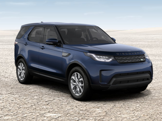 The Motoring World: USA - The All-New Land Rover Discovery ...