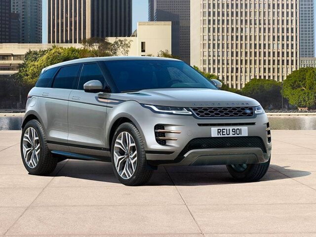 Land Rover Range Rover Evoque 2.0 P250 R-Dynamic S 5dr Auto Petrol Hatchback