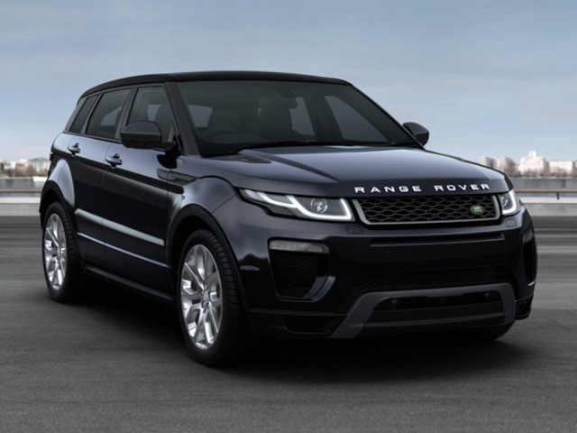 New Land Rover Range Rover Evoque 2.0 Td4 Hse Dynamic Lux ...