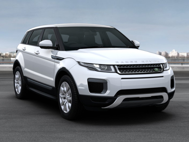 New Land Rover Range Rover Evoque 2.0 Ed4 Se 5Dr 2Wd ...