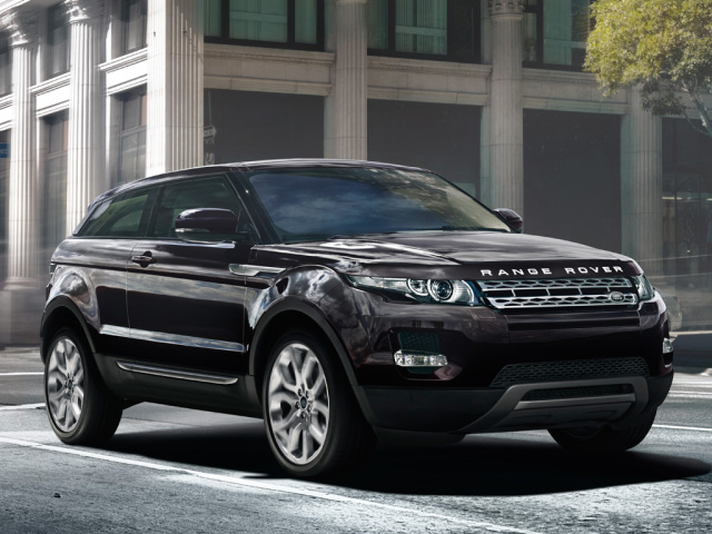 New Land Rover Range Rover Evoque 20 Td4 Autobiography 3Dr Auto