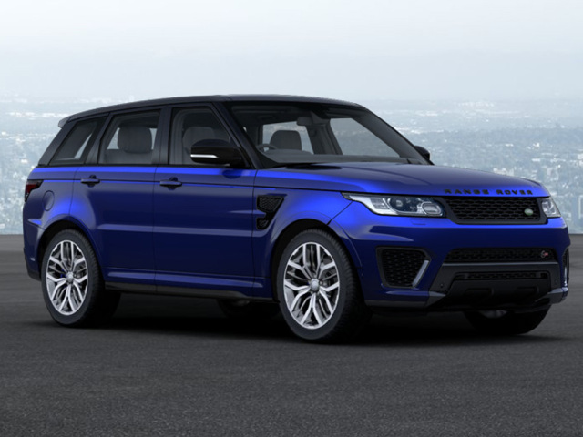 land rover range rover sport svr deals new land rover range rover sport svr cars for sale. Black Bedroom Furniture Sets. Home Design Ideas