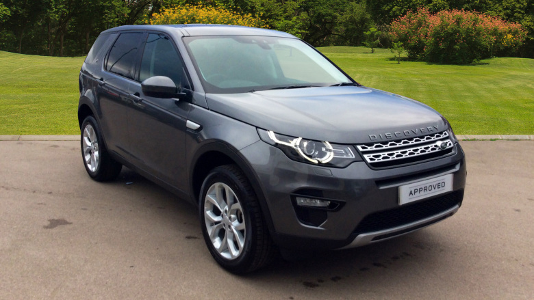 Land Rover Discovery Sport 2.0 SD4 240 HSE 5dr Auto Diesel Station Wagon