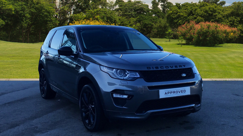 Land Rover Discovery Sport 2.0 SD4 240 HSE Dynamic Luxury 5dr Auto Diesel Station Wagon