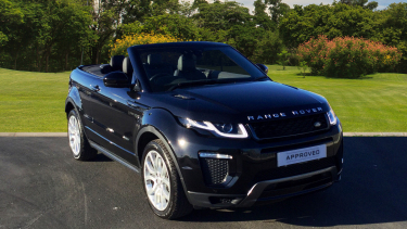 Land Rover Range Rover Evoque Convertible 2.0 SD4 HSE Dynamic 2dr Auto Diesel Convertible