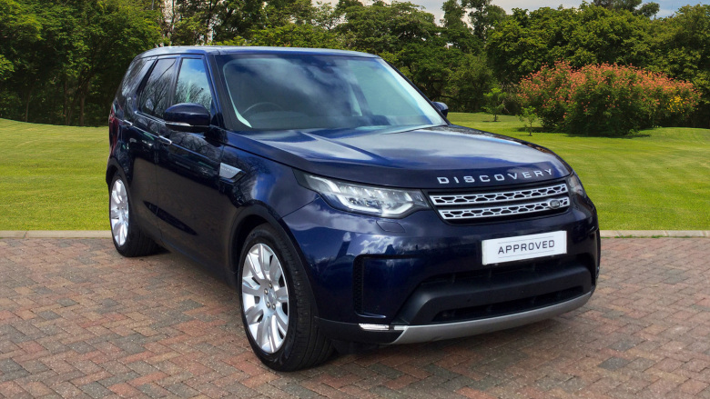 Land Rover Discovery 3.0 TD6 HSE Luxury 5dr Auto Diesel Station Wagon