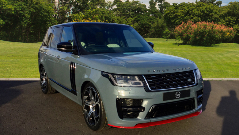 Land Rover Range Rover 5.0 V8 S/C 565 SVAutobiography Dynamic 4dr Auto Petrol Estate