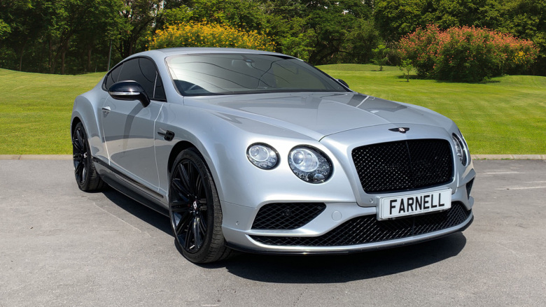 Bentley Continental Gt 4.0 V8 S Mulliner Driving Spec 2dr Auto Petrol Coupe