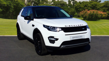 Land Rover Discovery Sport 2.0 TD4 180 HSE 5dr Auto Diesel Station Wagon