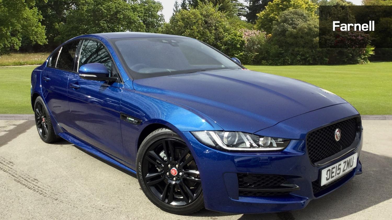 jaguar xe manual transmission us