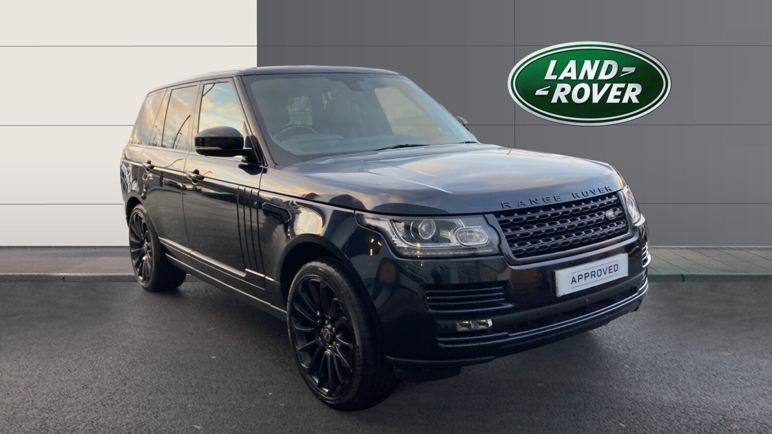used land rover range rover 5 0 v8 supercharged autobiography 4dr auto ss petrol estate for. Black Bedroom Furniture Sets. Home Design Ideas
