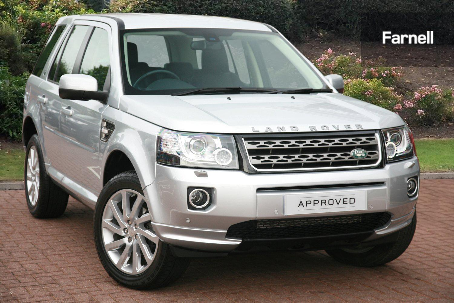 used land rover freelander 2 2 td4 se 5dr diesel station. Black Bedroom Furniture Sets. Home Design Ideas