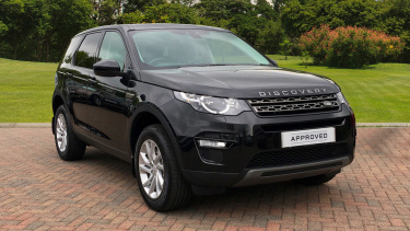 Land Rover Discovery Sport 2.0 SD4 240 SE Tech 5dr Auto Diesel Station Wagon